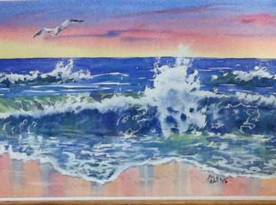 Mary Stewart Beach
