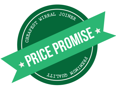 Wirral Joinery Price Promise