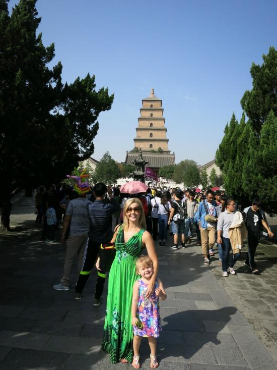 This is China Pagoda