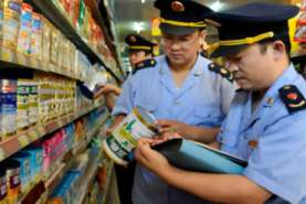 Milk Scandal China