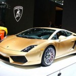 Gold Lamborghini Mint Mocha Musings