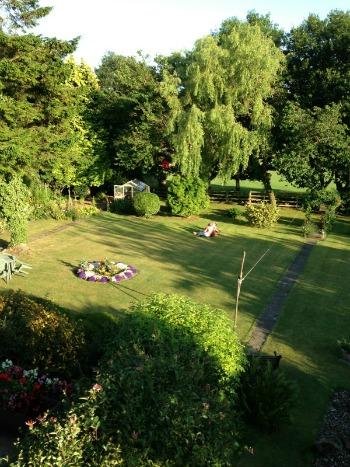 English gardenMint Mocha Musings