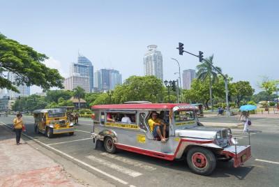Jeepney, Manila