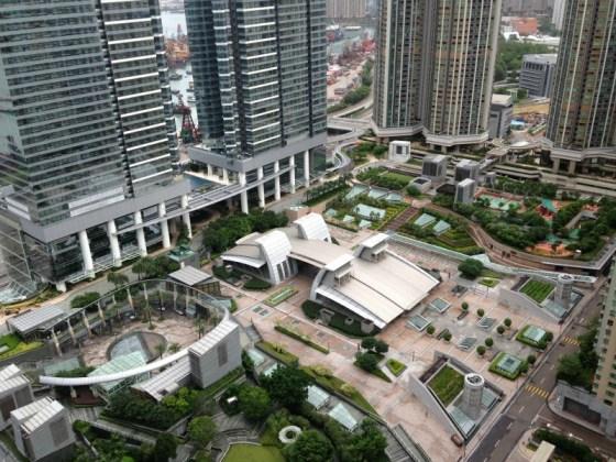 Hong Kong in lockdown with Typhoon Utor approaching