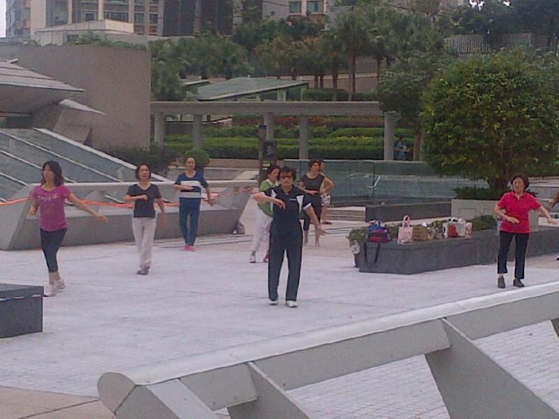 Hong Kong Tai Chi