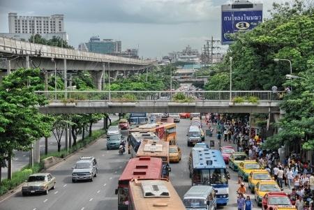 Traffic Jam, Bangkok