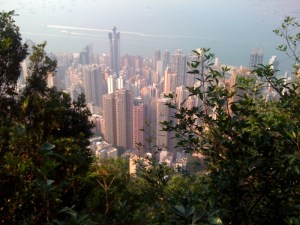ASIA Hong Kong view Mint Mocha Musings