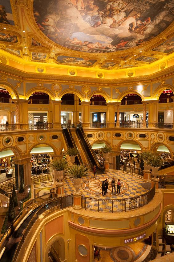Venetian Hotel | Mint Mocha Musings