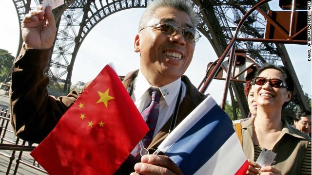 Chinese Tourists   Mint Mocha Musings