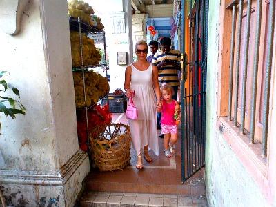 Nicole & Ava Little India