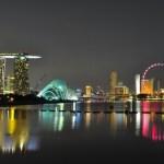 Night View Singapore | Mint Mocha Musings
