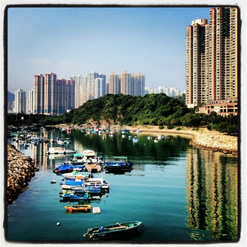 Hong Kong Scenes
