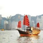 Junk Boat Hong Kong | Mint MochaMusings