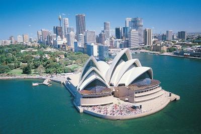 Moving to Sydney Mint Mocha Musings