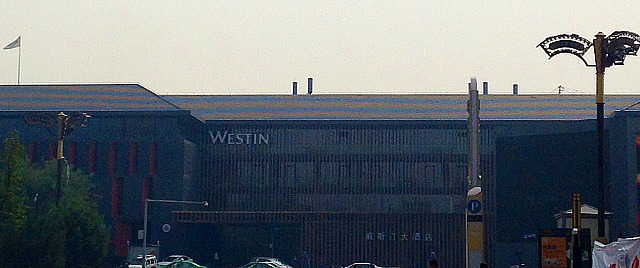 Westin Hotel Power outage