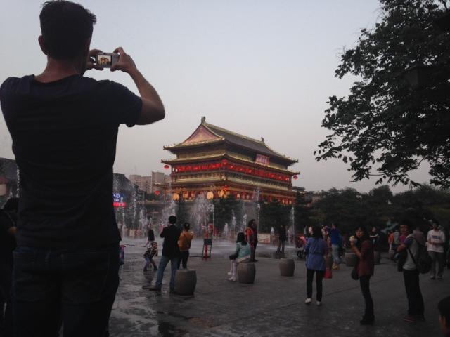 Xi'an China Mint Mocha Musings