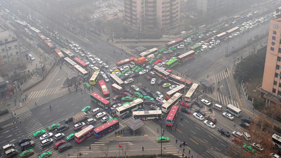 China Xian Cars