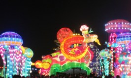In China for Chinese New Year
