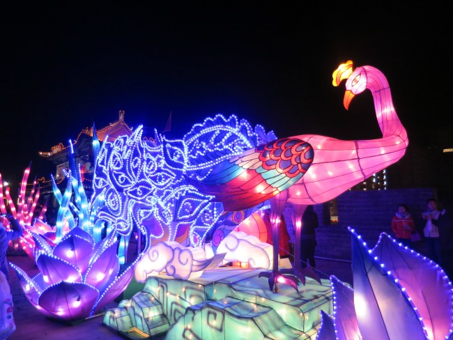 Xin Nian Kuai Le, Chinese New year