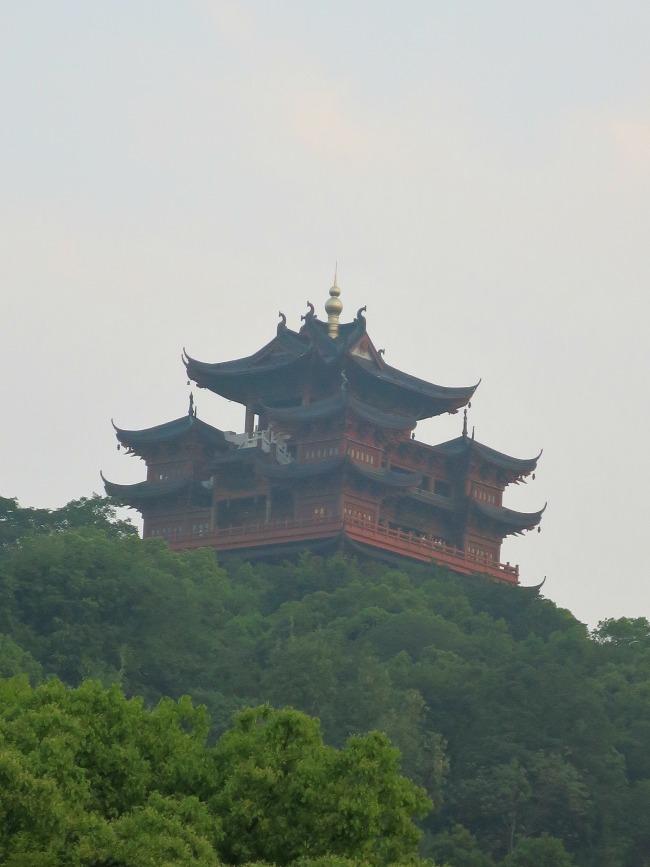 Wushan Square hangzhou