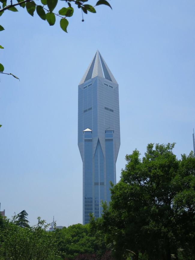 Shanghai Futuristic