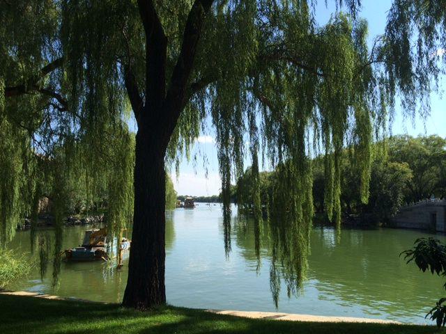 Summer Palace visit Beijing