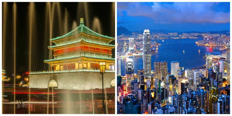 The difference living in Hong Kong to China