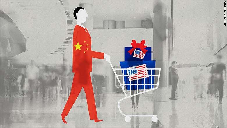 what chinese shoppers want