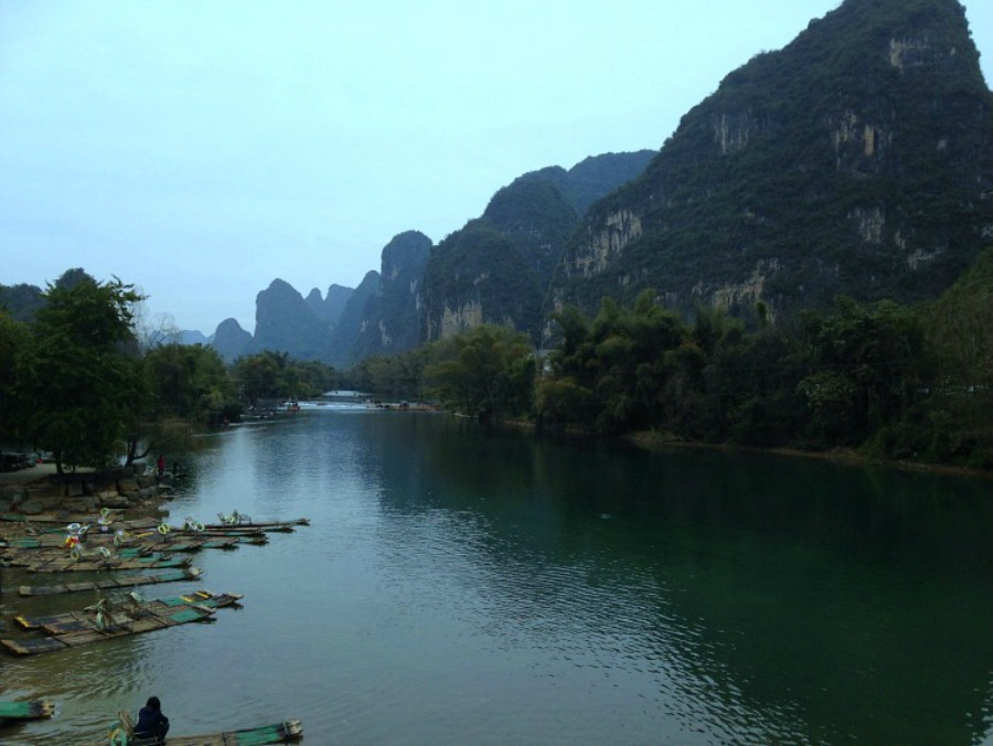 Yangshuo, Guilin, China
