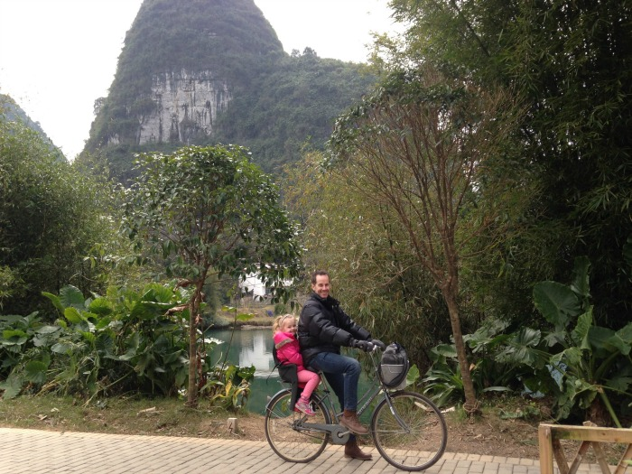 Guilin Yangshuo Bike Riding