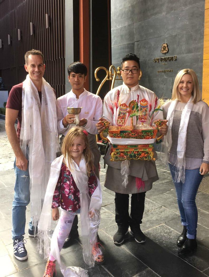 St Regis Lhasa Tibet | Mint Mocha Musings