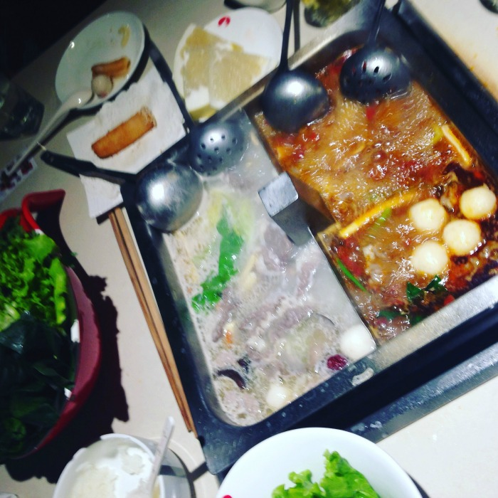Hot Pot in North China