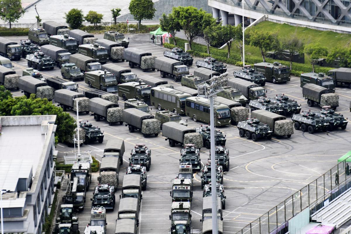 Chinas Military