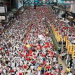 Views from Both Sides of the Border: Hong Kong and China, the People's Voice.