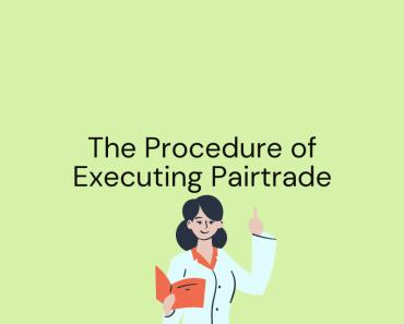 The Procedure of Executing Paritrade
