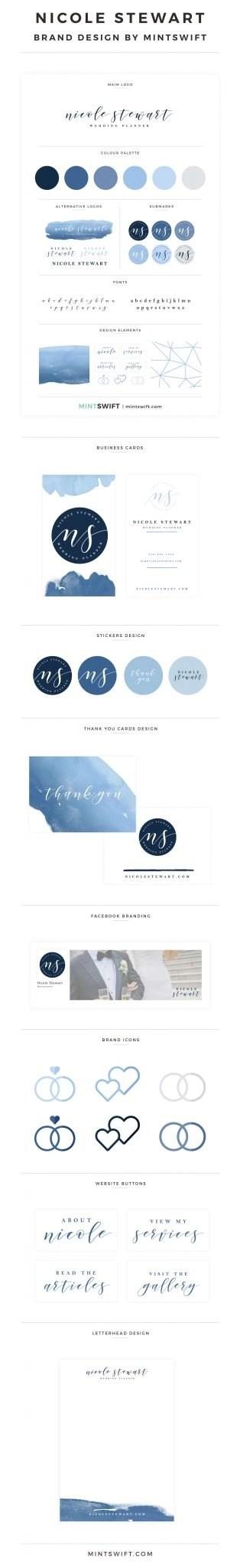Nicole Stewart - Brand Design by MintSwift