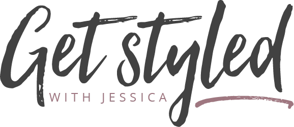 Get Styled with Jessica - Alternative Logo - MintSwift