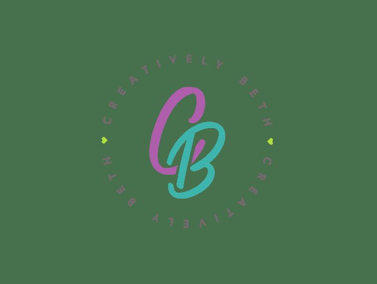 Creatively Beth - Brand & Website Design -MintSwift