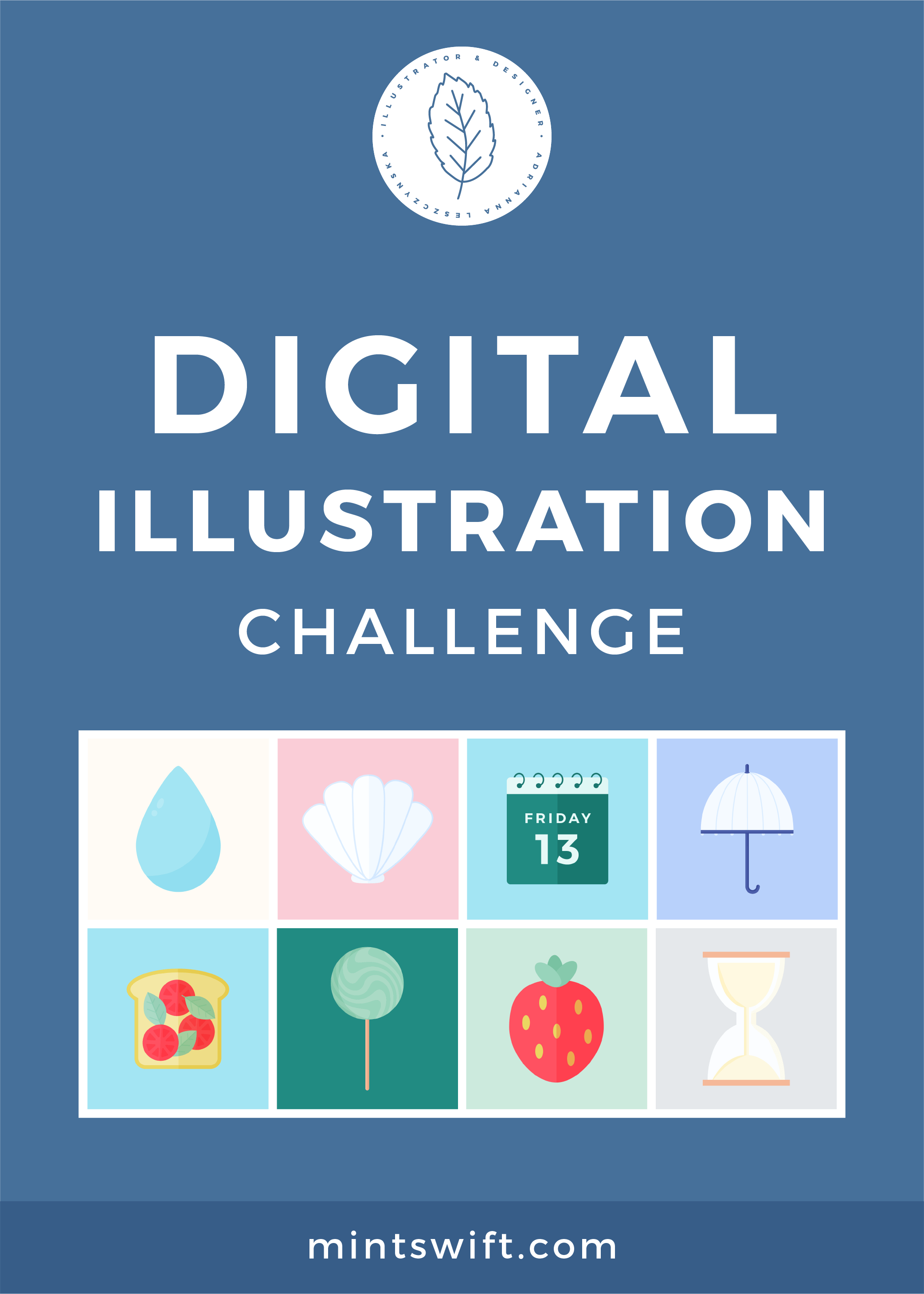 Digital Illustration Challenge