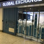 香港空港  Global exchange
