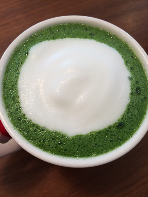 MATCHA beverage made by you スターバックス ヴィア® 抹茶