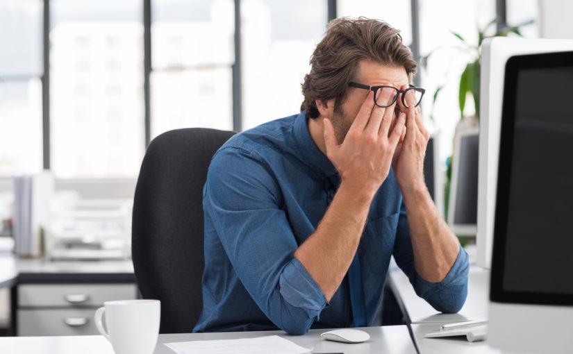 Arvuti vaatamise sündroom – mis see on ja kuidas seda vältida?