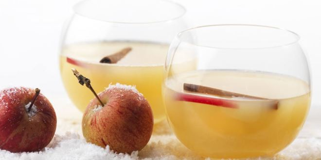 varm appeldrink