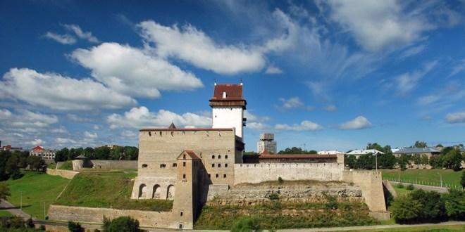 Narva castle 2008