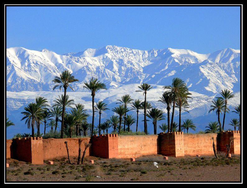 Tõeline Maroko talv tuleb lume ja tulise supiga - Naistelehes (1/6)