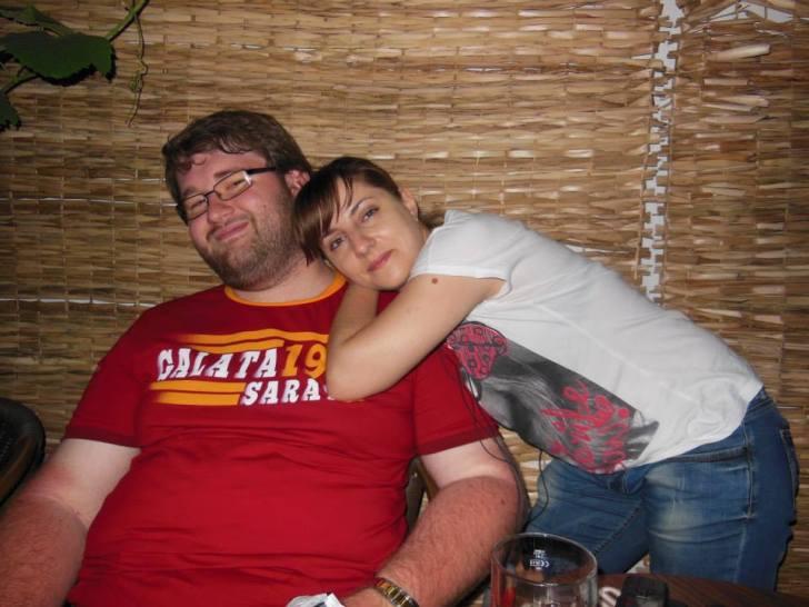 Imi e dor de Turcia Tricou galatasaray