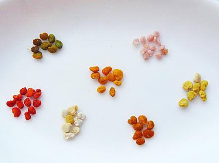 polen culori