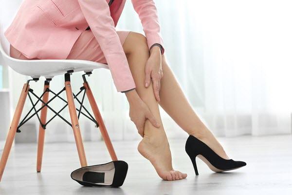 explozie varicoasă în picior