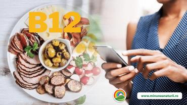 Vitamina B12 intre controverse si recomandari