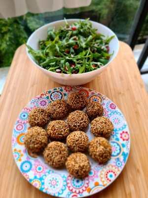 Chiftele de Quinoa, un preparat gustos si nutritiv